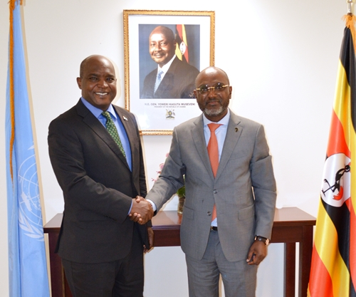 Permanent Mission of Uganda to the United Nations, New York